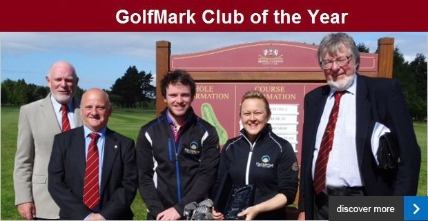 GolfMark Club of the year